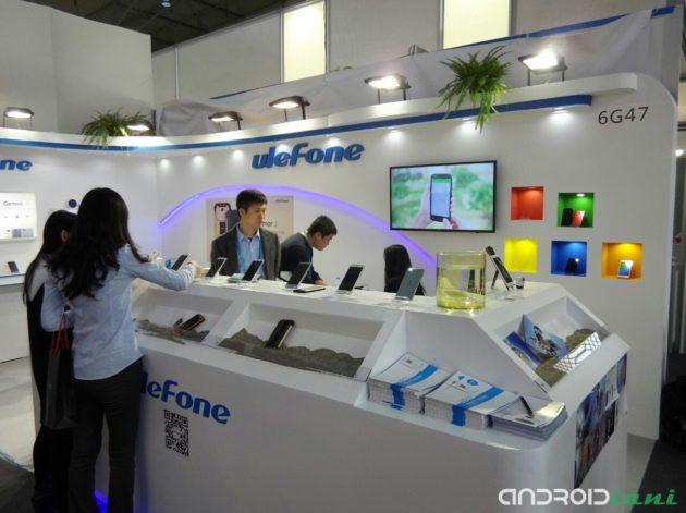 Ulefone presenta F1, Gemini Pro, Power 2 e Armor 2 al Mobile World Congress [MWC 2017]
