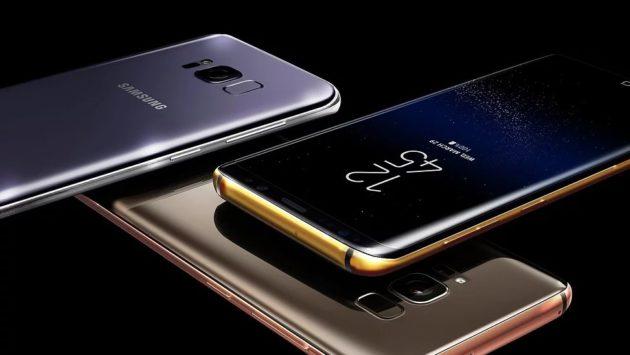 Galaxy S8: alcuni utenti lamentano problemi al display