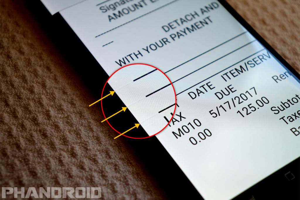 Galaxy S8 non c'è pace per l'infinity display di Samsung (2)