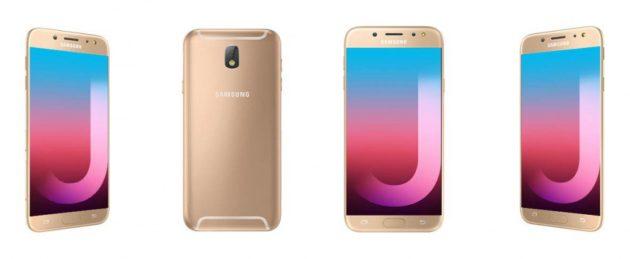 Samsung Galaxy J7 Pro e J7 Max ufficiali per il mercato indiano