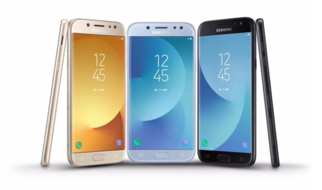 Samsung: svelati Galaxy J3, J5 e J7 (2017)