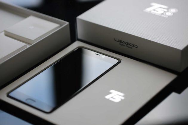 Leagoo T5: Dual camera e 4GB di memoria RAM