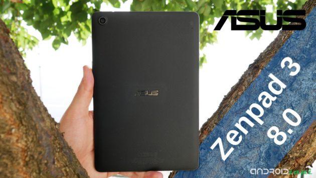 Recensione Asus ZenPad 3 8.0, ecco come si comporta con Nougat