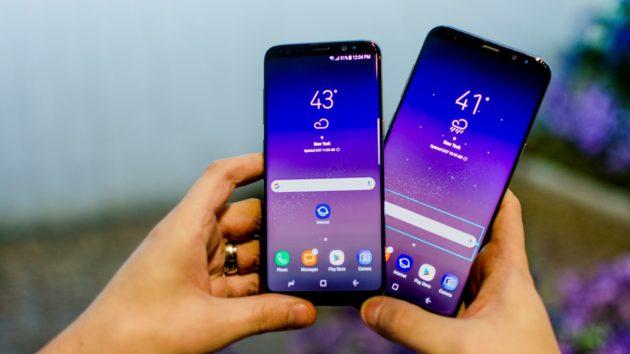 Galaxy S8 è