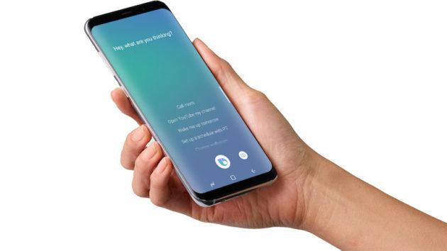 Bixby 2.0 potrebbe essere presentato il 18 ottobre