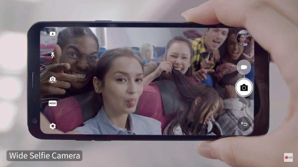 LG Q6 un nuovo spot esalta... solo il display! - VIDEO (2)