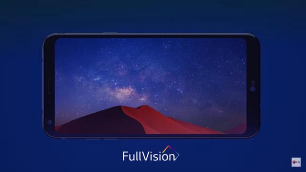 LG Q6: un nuovo spot esalta... solo il display! - VIDEO