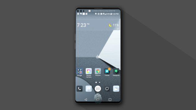 LG V30, sei tu? (nuovo avvistamento su Geekbench)