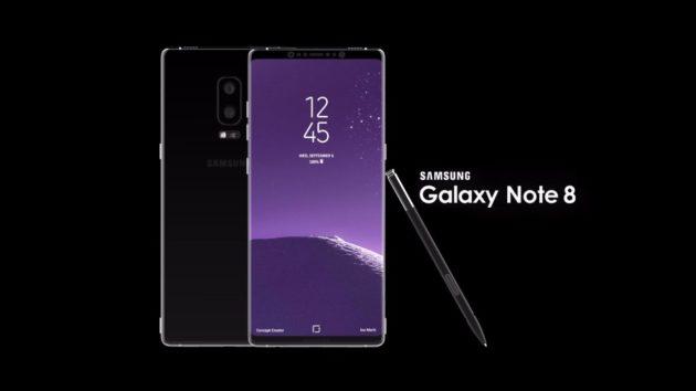 Note 8: quali saranno le varianti cromatiche scelte da Samsung?