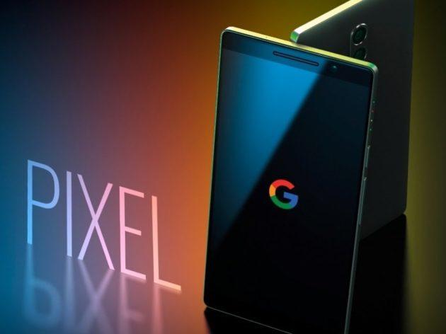 Pixel 2: resistente all'acqua, always on display e colore Slate Gray
