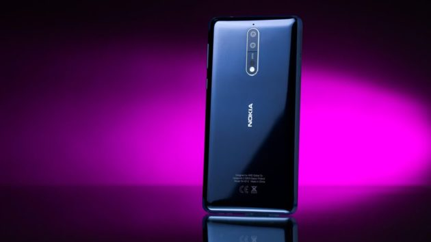 Nokia 8 è il nuovo top di gamma di HMD Global