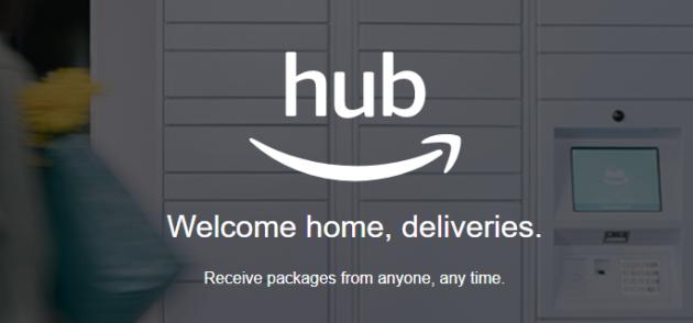 Amazon The Hub: è realtà negli USA