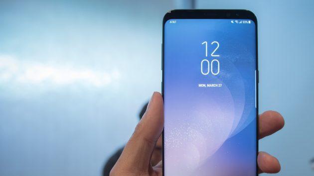 Samsung Galaxy S8: smartphone dell'anno al MCCA