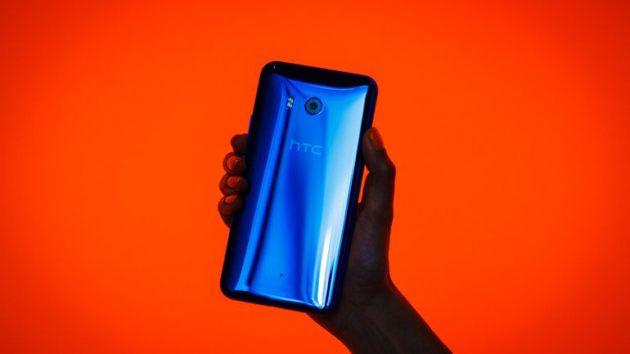 HTC U11 preordinabile in versione da 128GB e 6GB di RAM