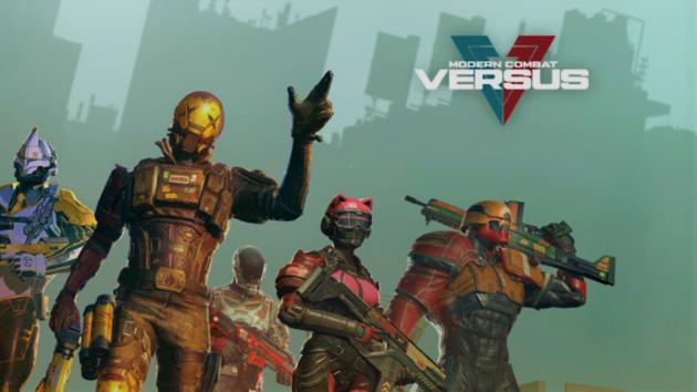 Modern Combat Versus è finalmente disponibile per smartphone e tablet