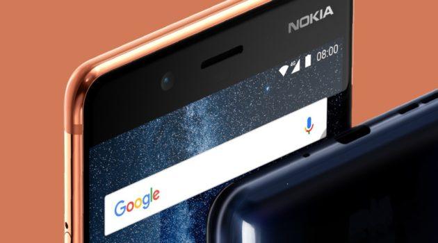 Nokia 8 arriva in Italia con 128GB di storage e 6GB di RAM