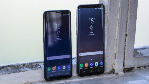 Galaxy S8 ed S8 Plus ricevono l'aggiornamento di ottobre