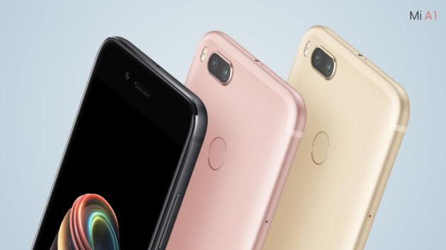 Xiaomi Mi A1: ricarica rapida con la beta di Oreo