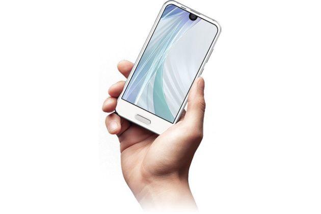 Sharp Aquos R Compact: un mini Essential Phone