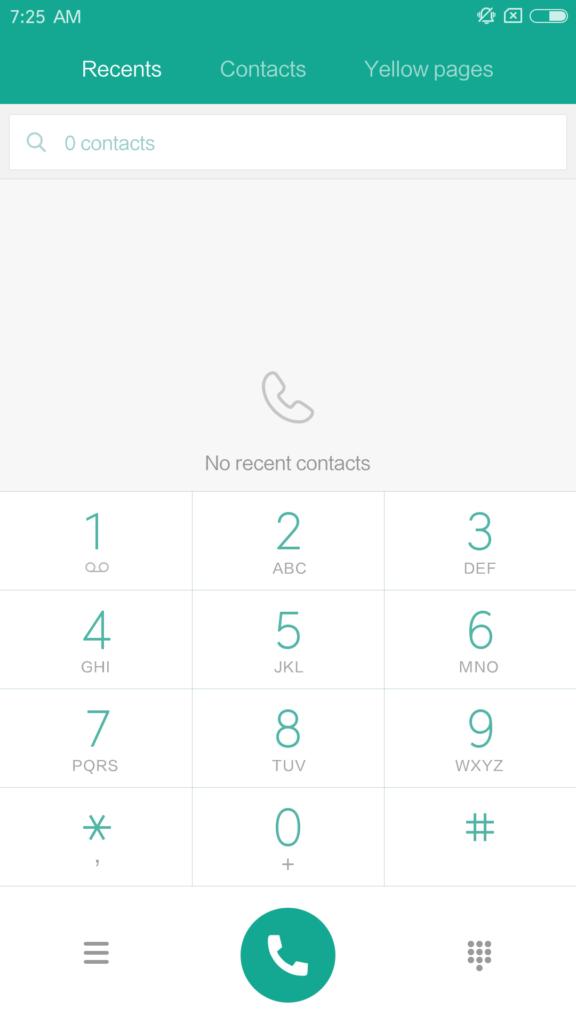Xiaomi Mi 5X telefono