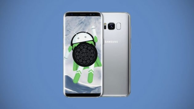 Samsung Galaxy S8: Samsung Pay supportato da Android Oreo 8.0 beta