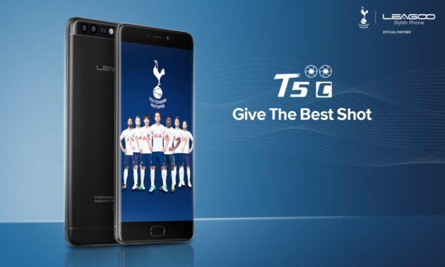 LEAGOO T5c: smartphone budget in arrivo il 5 Dicembre