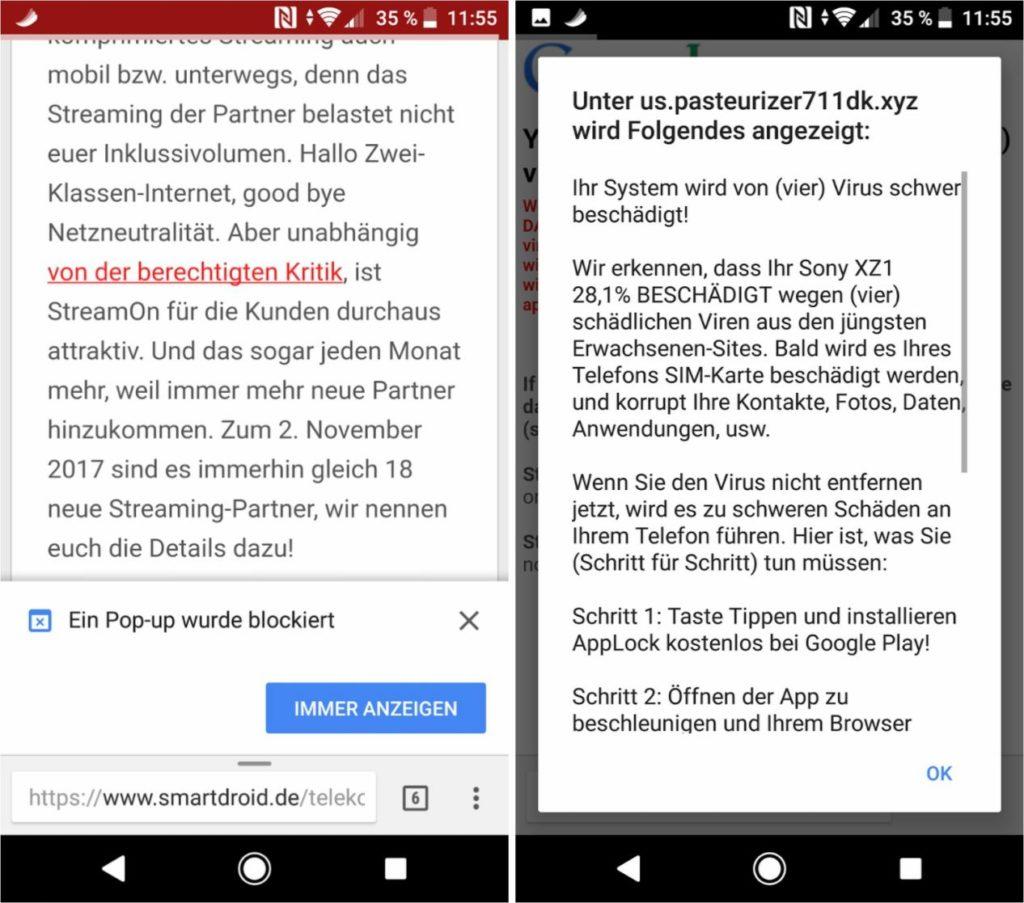 Google Chrome tolleranza zero contro lo spam (2)