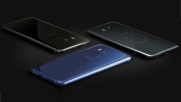 HTC U11 Plus e Life protagonisti di un recente video apparso in rete