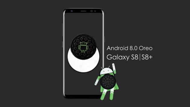 Galaxy S8: eccovi un assaggio di Oreo con questi nuovi screenshot