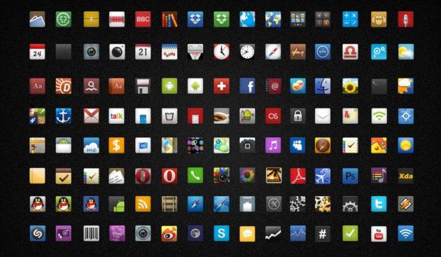 Cinque Icon Pack disponibili sul Play Store sono ora gratuiti