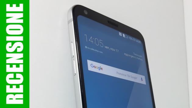LG Q6, la recensione: un passo avanti e due indietro
