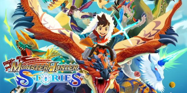 Monster Hunter Stories è ora disponibile per smartphone Android!