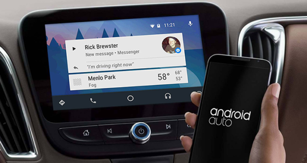 Android Auto: risolto bug della temperatura