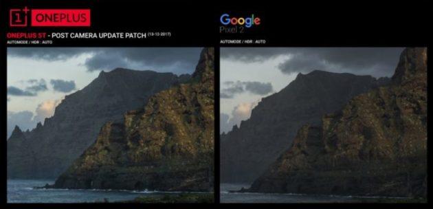 Google Pixel 2 vs OnePlus 5T: sfida alla miglior fotocamera [AGGIORNAMENTO]