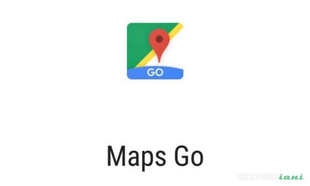 Google Maps Go arriva sul Play Store