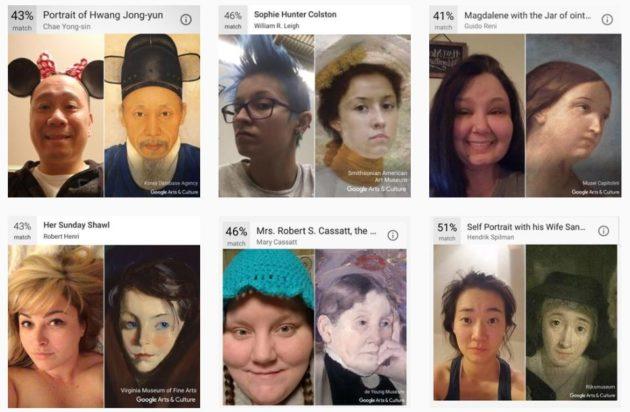 Google Arts & Culture: il nostro alter ego nell'arte