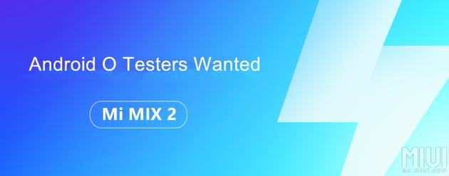 Xiaomi Mi Mix 2, il beta testing di Oreo si fa globale