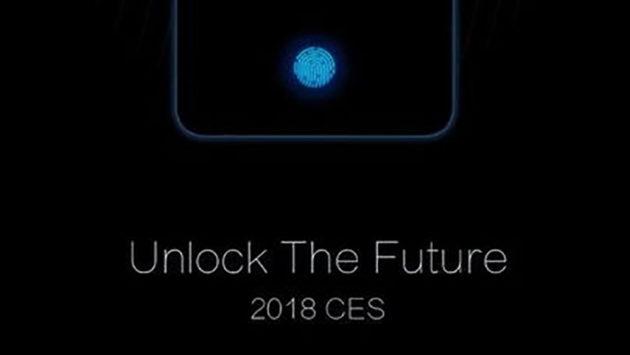 CES 2018: Vivo presenterà smartphone con sensore d'impronte integrato nel display