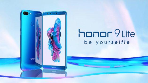 Honor lancia Honor 9 Lite in Italia e punta tutto sui selfie