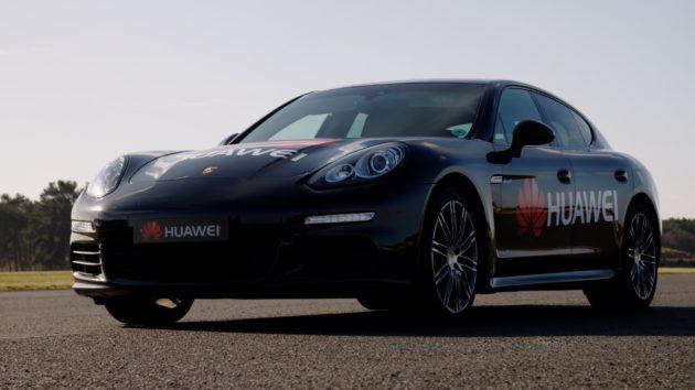 Huawei RoadRead: a guidare l'auto ci penserà lo smartphone
