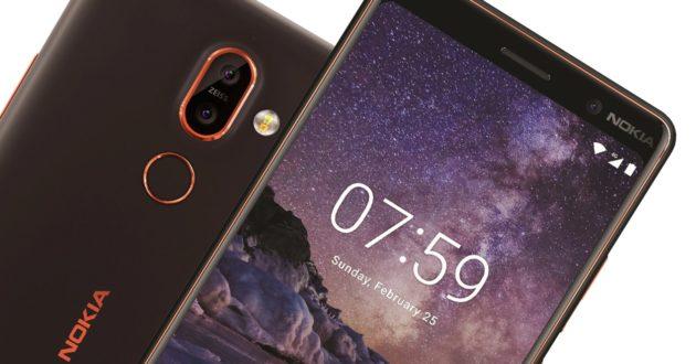 Nokia 7 già pronto ad aggiornarsi ad Android P