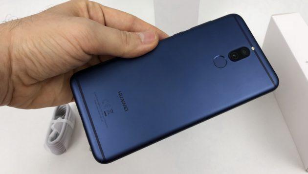 Face unlock è ora disponibile per Huawei Mate 10 Lite