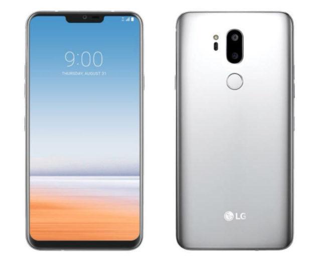 LG G7 con notch o senza? Entrambi grazie ad Android P
