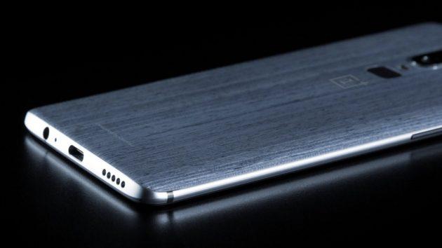 Anche OnePlus 6 permetterà di nascondere il notch