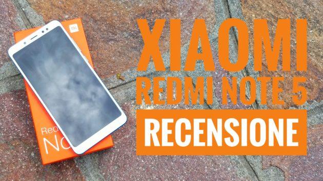 Xiaomi Redmi Note 5: La Recensione