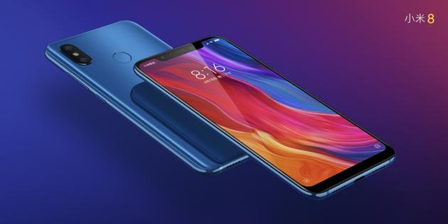 Xiaomi Mi 8 ufficiale: Snapdragon 845 e dual camera