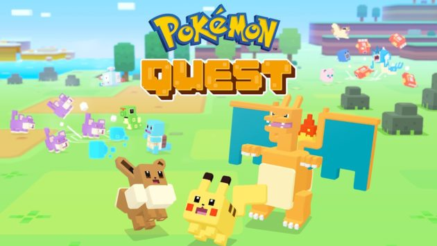 Pokemon Quest disponibile su Android in Free To Play