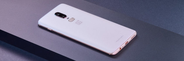 OnePlus 6: nuova colorazione Silk White dal 5 giugno