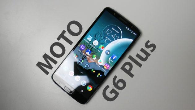 Moto G6 Plus, un vero best-buy a €299