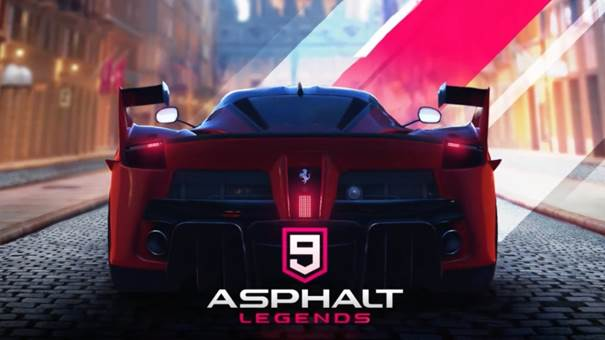 Asphalt 9: Legends è in arrivo su Android questa estate